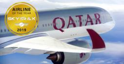 Распродажа авиабилетов Qatar Airways