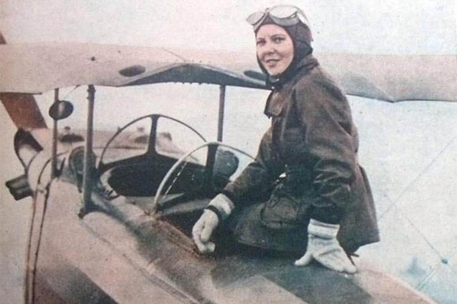 Сабиха Гёкчен