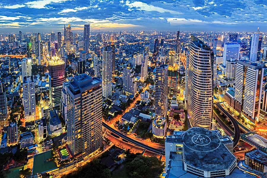 Дешевые авиабилеты Киев - Бангкок