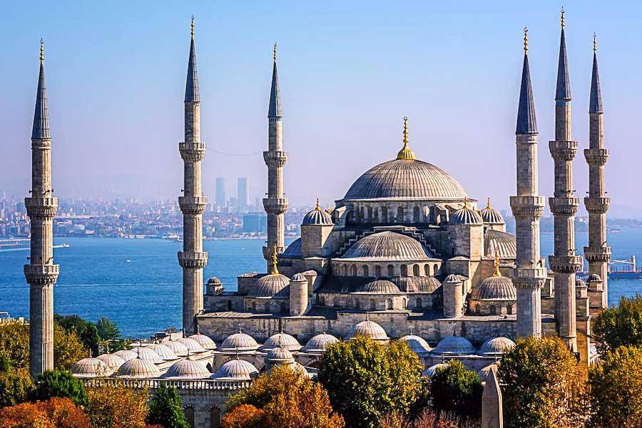 Дешевые авиабилеты Киев - Стамбул