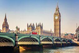 Дешевые авиабилеты в Лондон