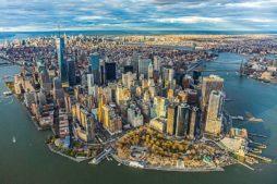 Дешевые авиабилеты в Нью-Йорк