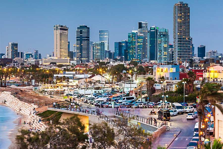Дешевые авиабилеты в Тель-Авив