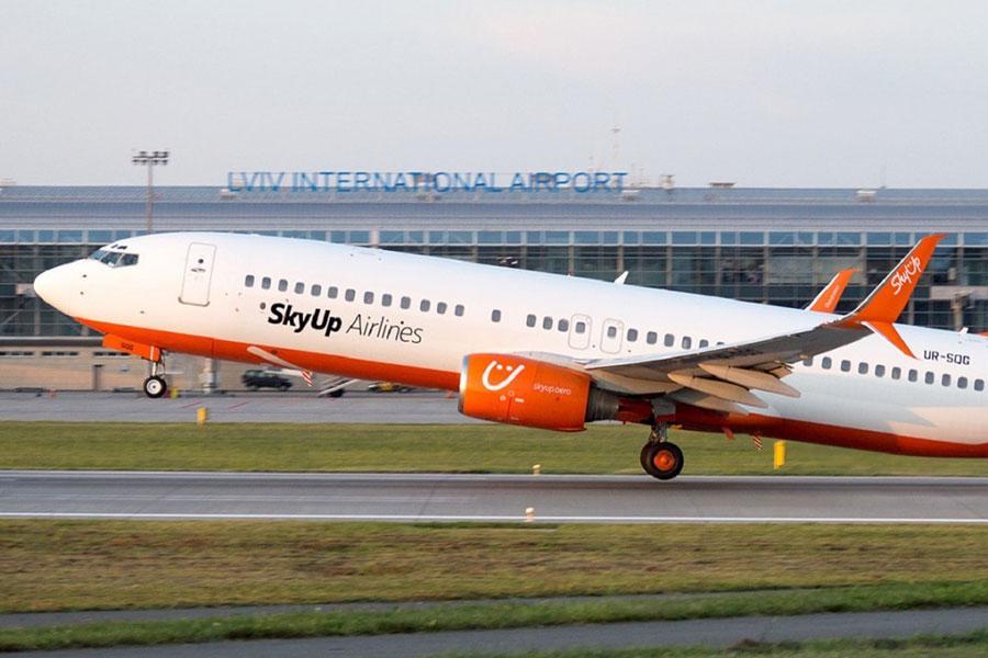 Авиакомпания Sky Up