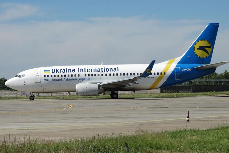 МАУ по Украине