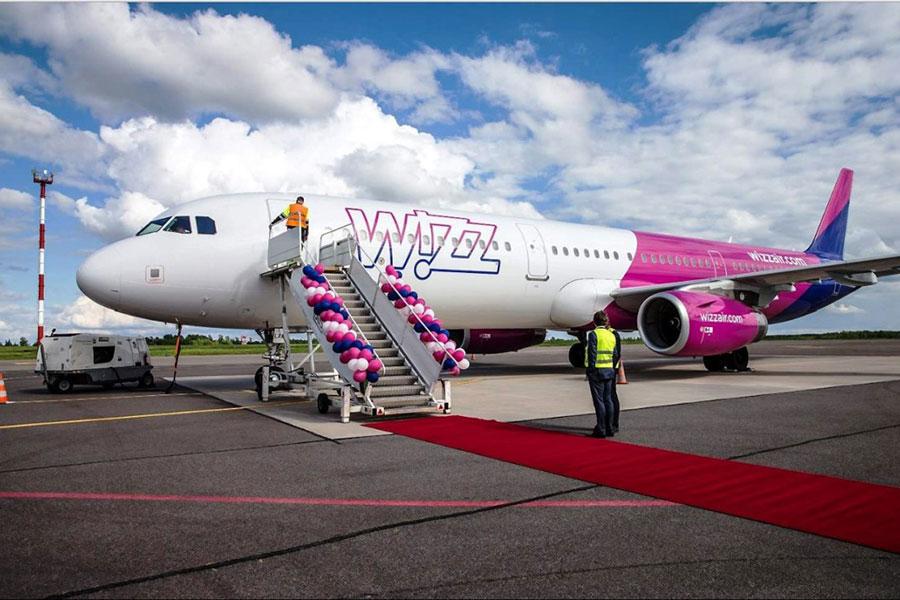 Авиакомпания-лоукостер Wizz Air