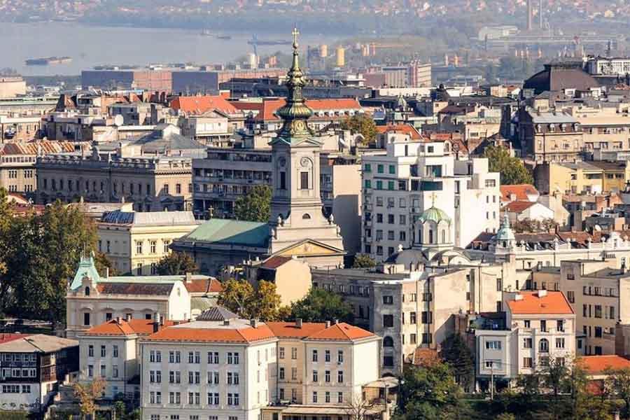 SkyUp promo Киев Белград