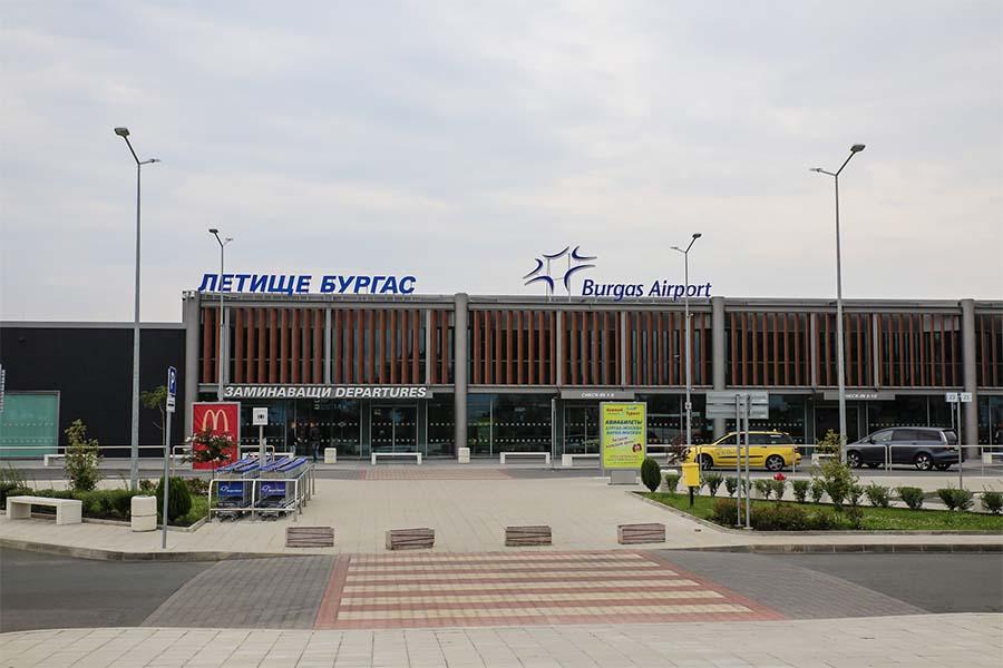 Киев Бургас Wizz Air
