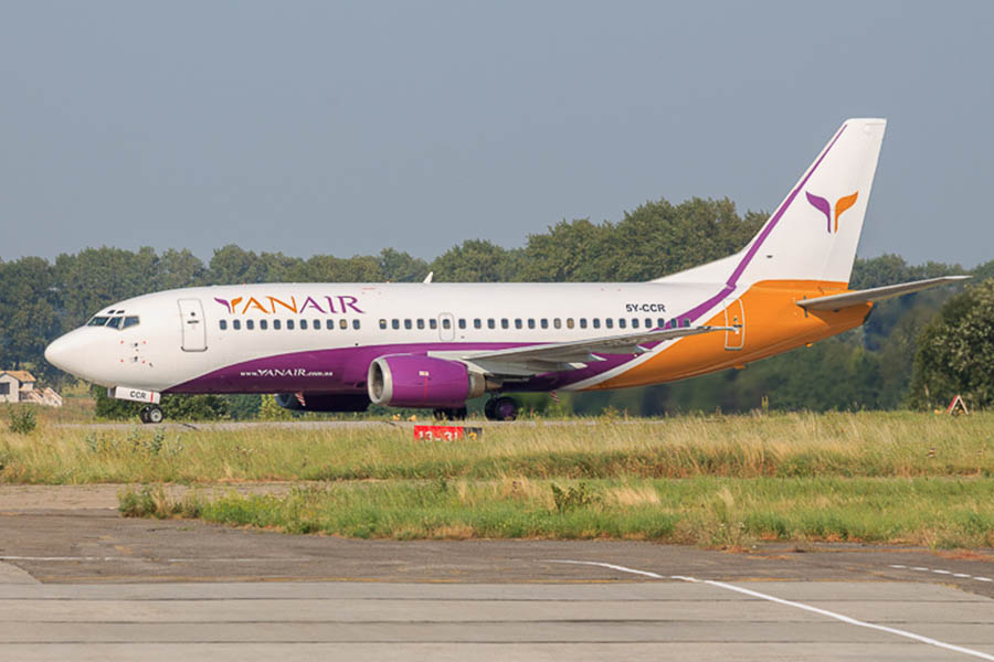 Авиакомпания YanAir