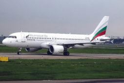 Рейс Киев-София Bulgaria Air