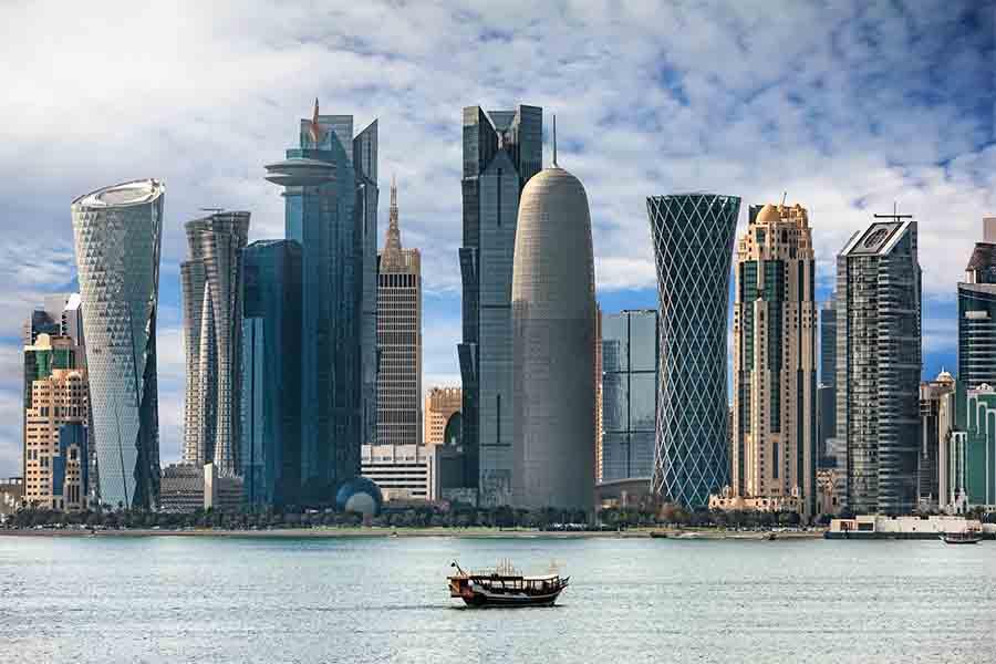 Qatar Airways Киев - Доха