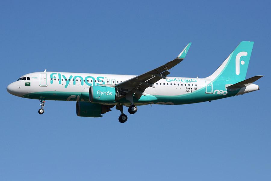 Авиакомпания-лоукостер Flynas