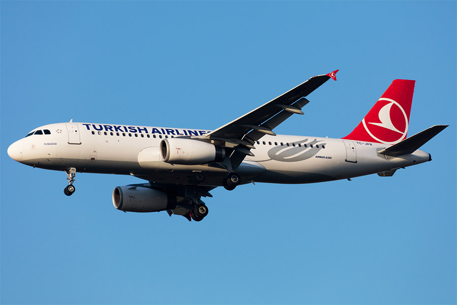 Херсон Стамбул Turkish Airlines