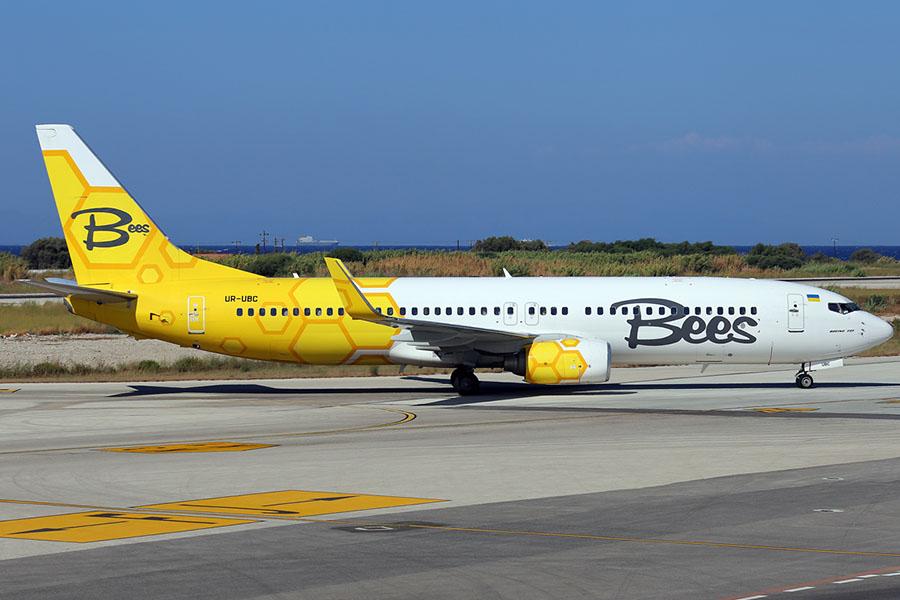 Bees Airline Киев - Аликанте